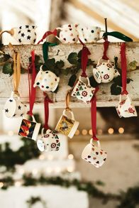 Emma Bridgewater Christmas Tea Cup Christmas Decoration