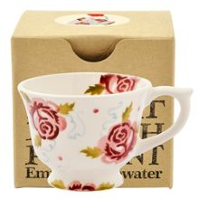 Emma Bridgewater Rose & bee Tea Cup Christmas Decoration
