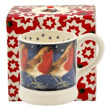 Emma Bridgewater Robin Mug Christmas Decoration