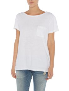 Denim and Supply Ralph Lauren Plain short sleeve tee
