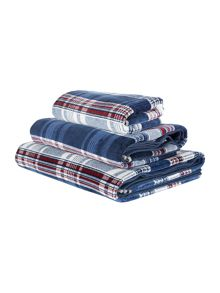 Linea Casual collection check towel