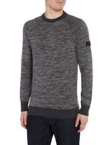 Barbour Victory crew neck jumper