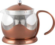 La Cafetiere Origins teapot 1200ml, copper