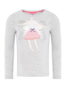 Joules Girl`s Long Sleeve Fairy Body