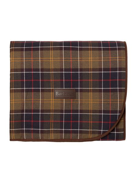 Barbour Large Sized Dog Blanket