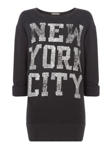 Denim and Supply Ralph Lauren Oversize NYC sweat
