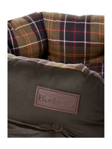 Barbour Waxed Cotton 18 Dog Bed