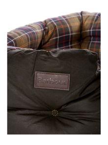 Barbour Waxed Cotton 35 inch Dog Bed