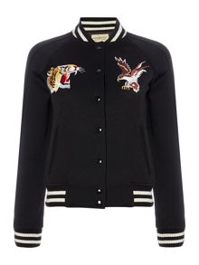 Denim and Supply Ralph Lauren Long sleeve baseball jacket