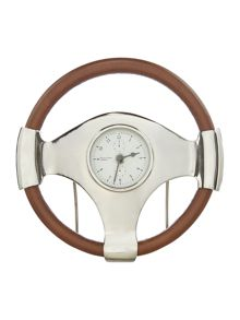 Linea Steering wheel clock