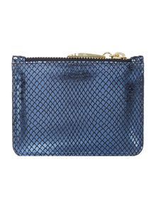 Biba Zip top purse