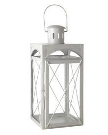 Linea Small fisherman metal lantern