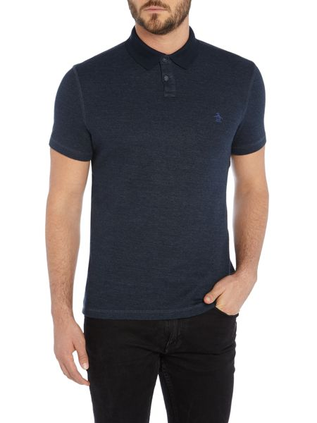 Original Penguin Reversible Short-Sleeve Polo Shirt