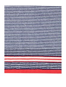 Linea Nautical multistripe towel