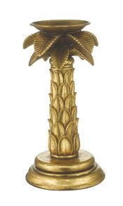 Biba Palm tree candlestick small