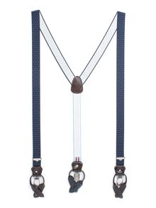 Paul Costelloe Porter Pindot Braces
