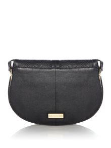 Biba Jacey emboss saddle bag