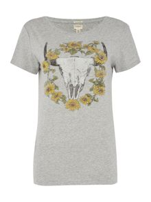 Denim and Supply Ralph Lauren Printed t-shirt