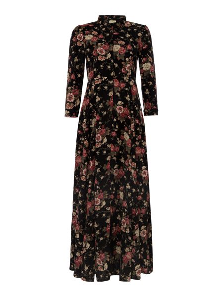 Denim and Supply Ralph Lauren Angelica floral maxi