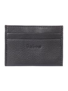 Barbour Leather Card Holder