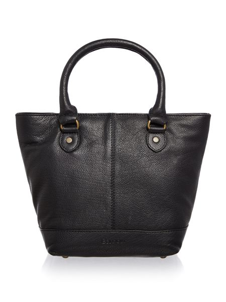 Barbour Leather tote bag
