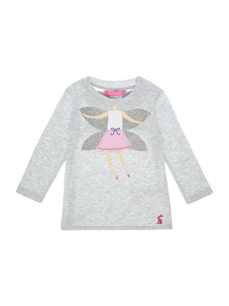 Joules Baby Girl Long Sleeve Top