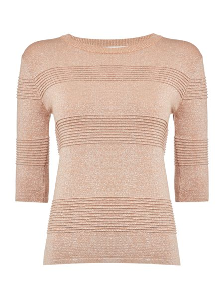 Endless Rose Panelled Top