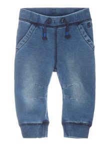 Joules Toddler Boy Denim Jogger