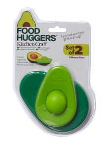 Kitchen Craft Silicone Avocado Huggers