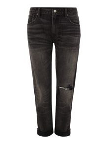Denim and Supply Ralph Lauren Elton skinny boyfriend fit distressed jean