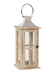 Junipa Wooden Lantern small