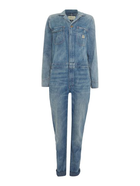 Denim and Supply Ralph Lauren All in one Renner overall jumpsuit