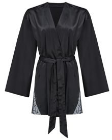 Fifty Shades Darker by Coco de Mer Masquerade Short Robe