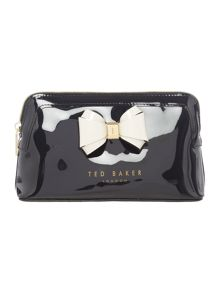Ted Baker Aimee small bow cosmetic bag