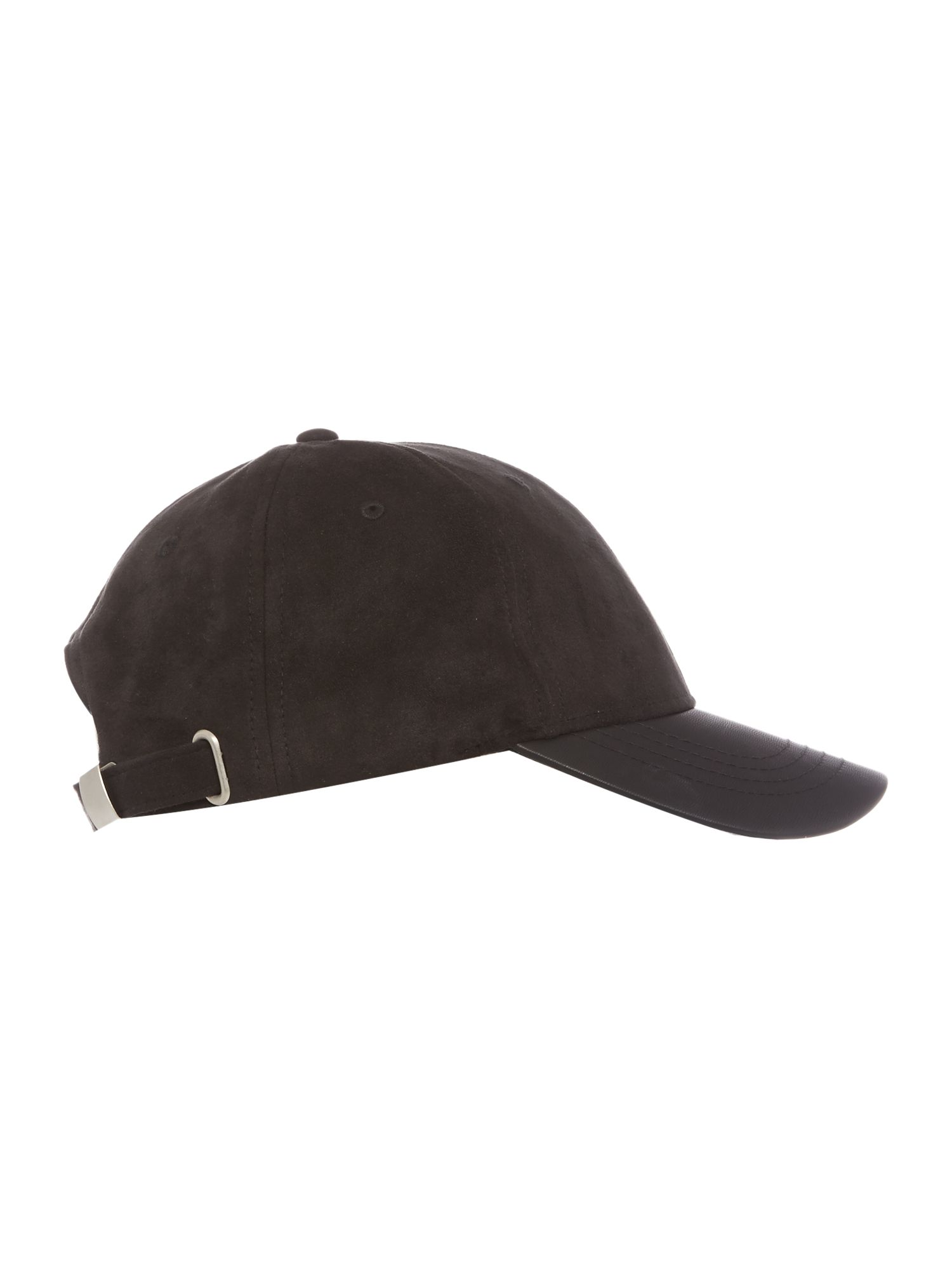 Click to view product details and reviews for Label Lab Hats Loren Baseball Cap Black.