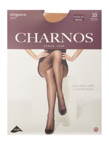 Charnos Elegance 10 denier sheer tights