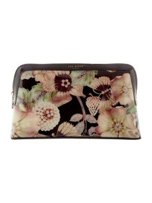 Ted Baker Jooplin gem large cosmetic bag