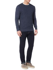 Criminal Hudson Cotton Crew Jumper