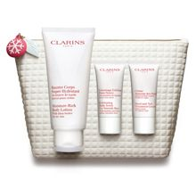 Clarins Body Care Collection - Winter Body Essentials