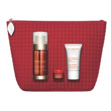 Clarins Double Serum Edit AntiAging & Radiance Essentials