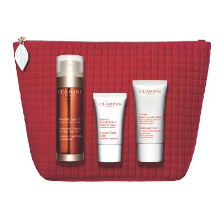 Clarins Double Serum Collection - Perfect Heroes