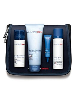 ClarinsMen Collection - My Week-End Essentials