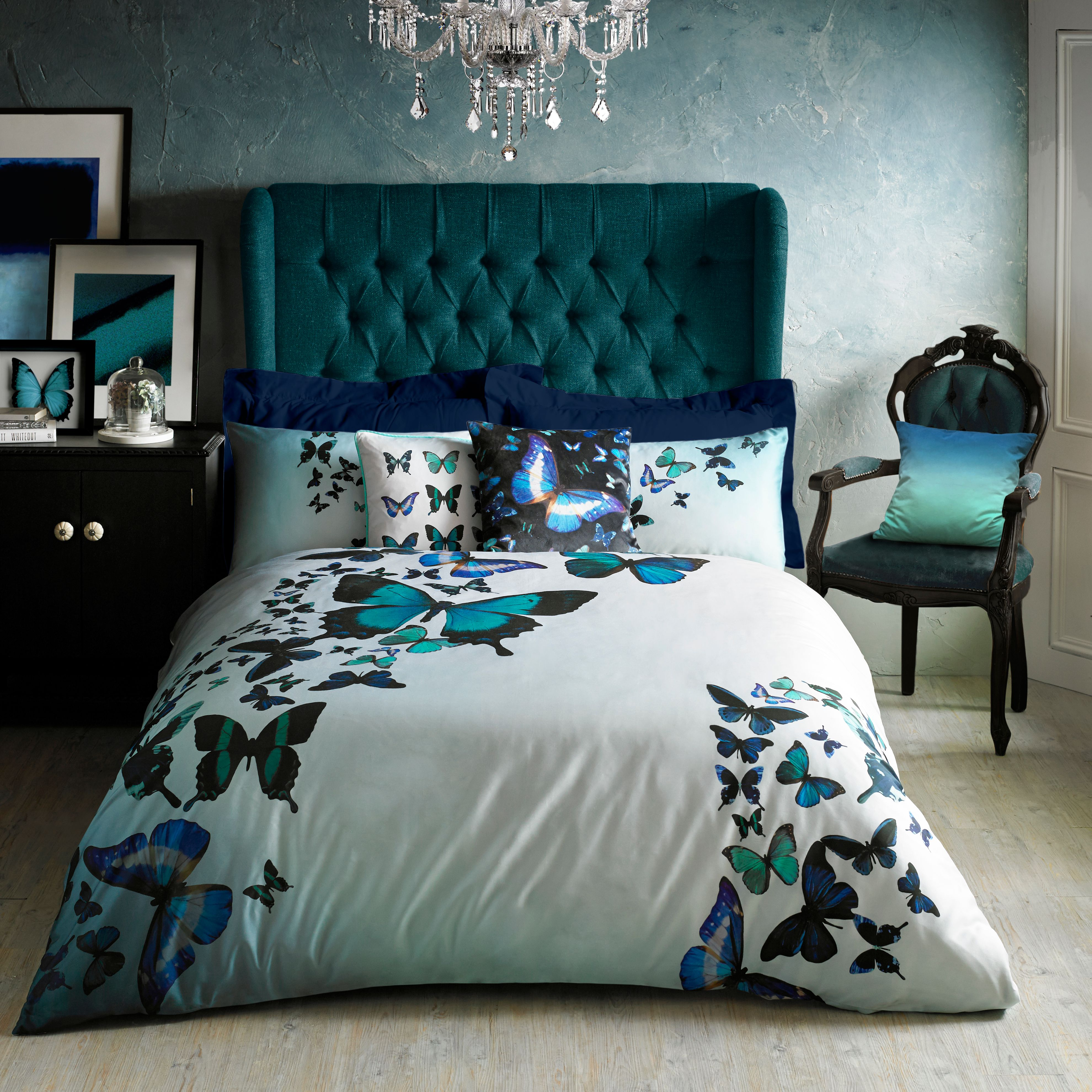 Image of Ted Baker Butterfly collective duvet cover
