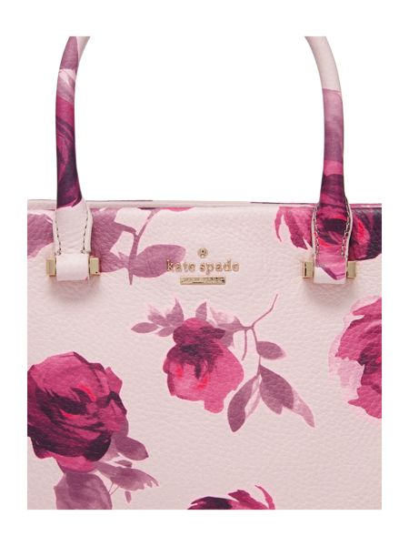 Kate Spade New York Emerson place rose tote bag