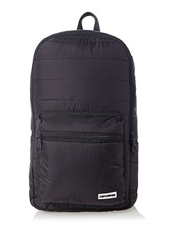 Quilted Packable Backpack