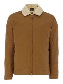 Barbour Steve McQueen fleece collar coat