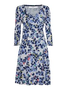 Dickins & Jones Viv Floral Print Dress