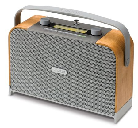 Roberts Expression Portable Radio, Grey