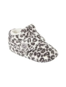 UGG Newborn Bixibie Terry Cloth Bootie