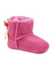UGG Newborn Jesse Bow Back Booties